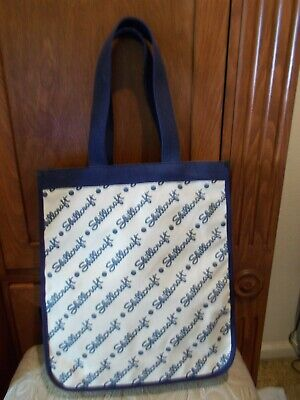 "Vintage Rare Shillcraft Canvas Bag ""An Original Toni Tote"" Latch Hook Yarn Suppl"