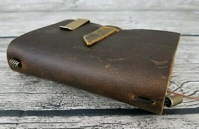 NEW Weathered 7 Felicity Leather Traveler's Notebook Journal