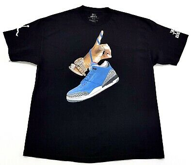 f100a81499d DJ Khaled Air Jordan 3 III We The Best Tee Black Size XXL Mens T Shirt