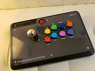 MAYFLASH F500 ARCADE Fight Stick Joystick for PS4 PS3 XBOX ONE 360