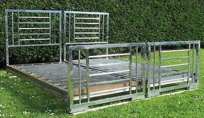 Stunning Pair of Art Deco Chrome Single Beds with Sprung Bases