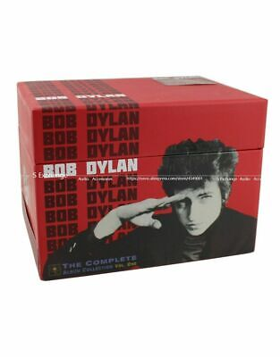 CD Sealed Bob Dylan CD The Complete Album Collection VOL One47 CDs Luxury