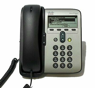Cisco Unified IP VoIP Phone Handset Wired 7911G