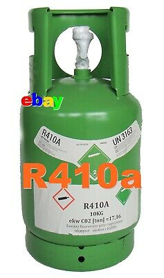 R410a Virgin Refrigerant Gas 10 kg