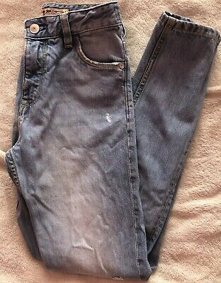 NEXT Boys Super Skinny Blue Jeans Age 10 FANTASTIC CONDITION