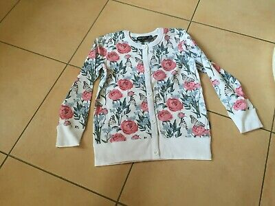 Rock Your Baby Forget Me Not Cardigan   Sz 6 Bnwt Rrp $55