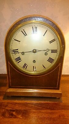 W & H Winterhald Antique 1850s    clock In excellent condition.  Pick up only.