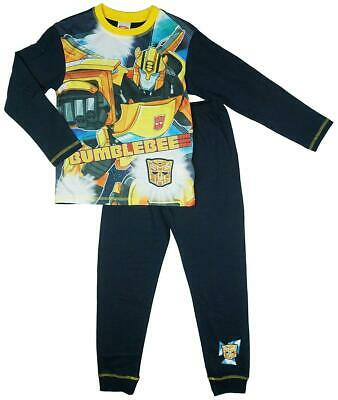 TRANSFORMERS BOYS 2PC Pajamas Its Go Time - Bumble Bee