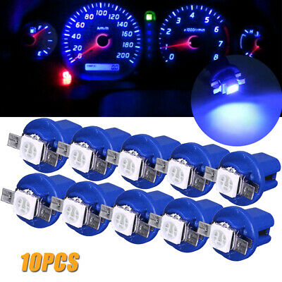 Instrument 12v 1.2w BG8.5-5.5D Dashboard Speedo /& Panel Bulbs R509TLBK x 1