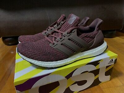 bfb95af61 Adidas Ultra Boost Burgundy Maroon Shoes Sz Us11 Nmd Core Black Epic React  Yeezy