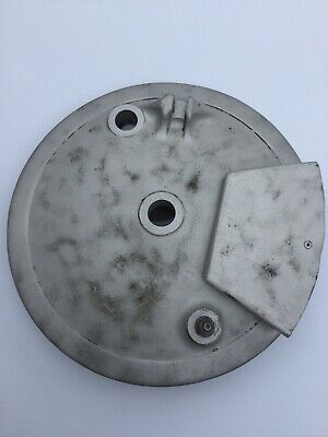 BSA  A10 8 Inch Vented FRONT BRAKE PLATE   42 5853