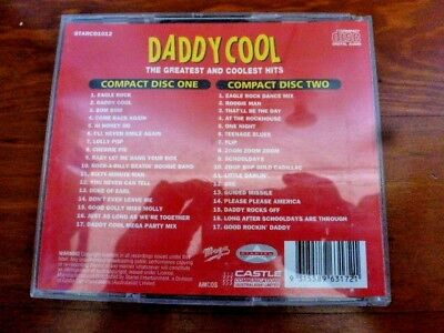 Daddy Cool The Greatest And Coolest Hits X1 Cd