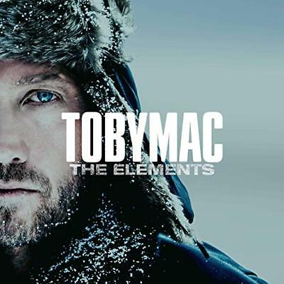 Tobymac Cd - The Elements (2018) - New Unopened - Christian