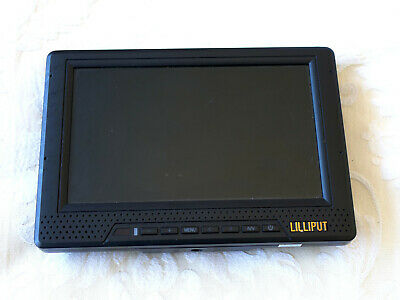 """Lilliput 7"""" LCD Field Monitor with HDMI"""