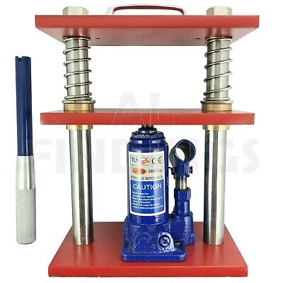3 Ton Heavy Duty Hydraulic Workshop Garage Shop Standing Press 3000 kg
