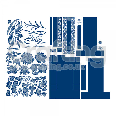 Tattered lace Pressed Rose Collection create craft price £139 craft 71 dies