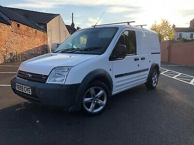 2009 Ford Transit Connect T200 L75