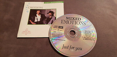 Cd Mixed Emotions - Just For You / Top
