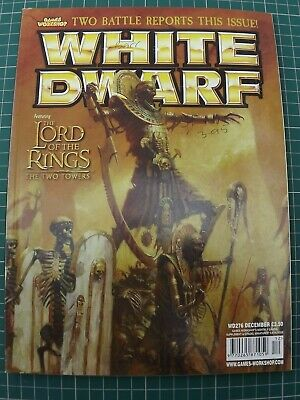 White Dwarf Magazine Issue 276 December 2002