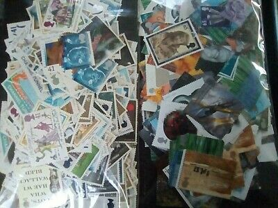 250 X 1st Class Large Letter post in 2 X Stamp combination Cheap Postage FV £265