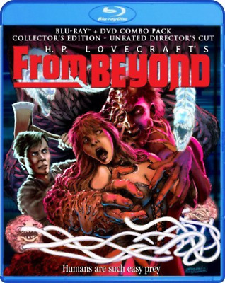 COMBS,JEFFREY-FROM BEYOND (Importación USA) Blu-Ray NUEVO