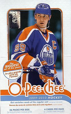 OPC O-Pee-Chee 2009-10 Canadian Heroes Complete Inserts Set (42)