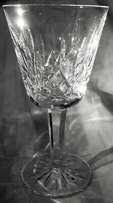 "Waterford Crystal Lismore Claret Wine Glass 5 7/8"" *** Free Shipping ***"