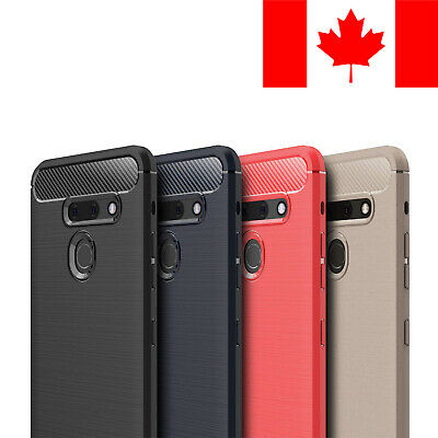 Brushed Tpu Soft Case Cover Skin For Lg G8 Thinq
