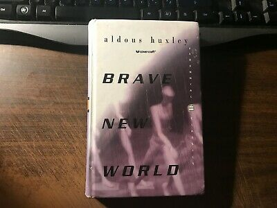 Brave New World by Aldous Huxley Hardcover Ex 1998