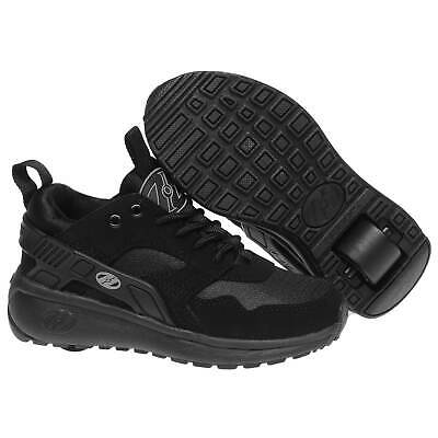 Heelys Kids Force Childs Shoes Roller Lace Up Padded Ankle Collar