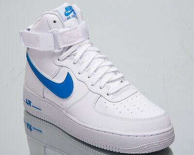quality design 039a0 11e18 Nike Air Force 1 High  07 3 Men White Sneakers Casual Lifestyle Shoes  AT4141-