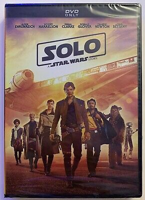 New Solo A Star Wars Story Dvd Free World Wide Shipping Buy It Now Han Chewy