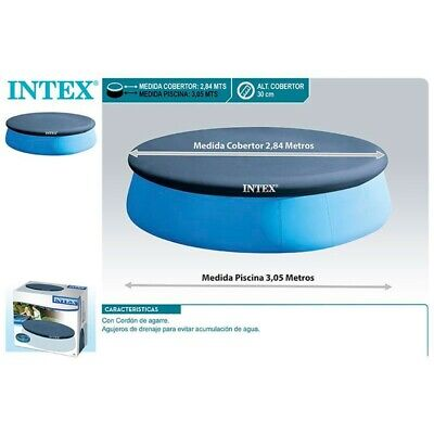 Cubierta para piscina de 3,05 m easy set intex - Intex
