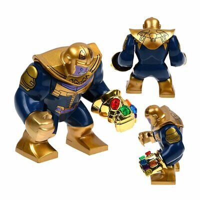 Avengers Infinity War Thanos Gauntlet Mini Figures Building Blocks Toys Gift XA