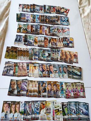 Lot x 264 James Bond 007 Spy Cards And Collecting Tin And Collecting Poster