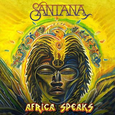 Santana Africa Speaks DOUBLE VINYL  NEW (7TH JUNE)