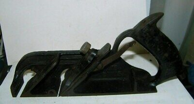 vintage stanley  double edge wood plane-all steel #78 USA carpentry woodworking