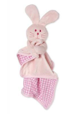 Karlie Plush Bunny Puppy Snooze Blanket Squeeker Toy