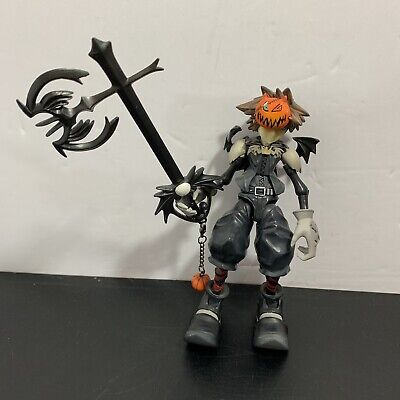 Nightmare Before Christmas Sora.Kingdom Hearts 2 Play Arts Figure Sora Christmas Town Vol 2