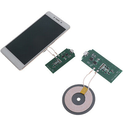 MINI 5W QI Wireless Charger Transmitter Module Circuit Board Fast