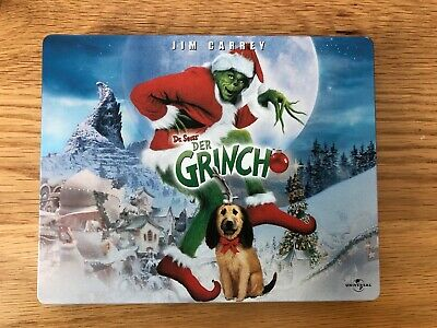 How The Grinch Stole Christmas - Blu-ray - Steelbook - VGC - German edition
