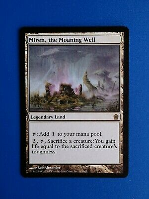 Magic MTG ITA Miren Miren, the Moaning Well - Saviors of Kamigawa