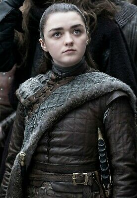 Maisie Williams / Game of Thrones (2) 4x6 Glossy Photos