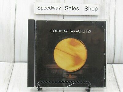(a27) Coldplay : Parachutes CD (disc only)