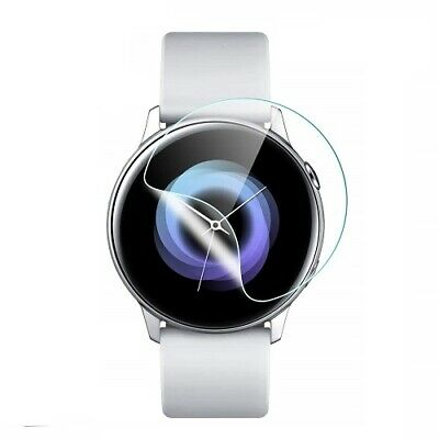 For Samsung Galaxy Watch Active Clear TPU Screen Protector Guard