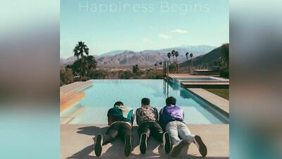 Jonas Brothers Happiness Begins CD 6/7/19 Brand New FREE SHIPPING