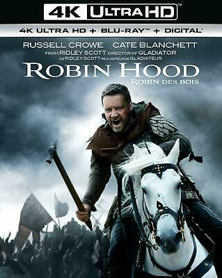 Robin Hood - 4K UHD Ultra HD + Blu-ray (2019)