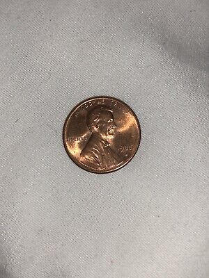 Small Date 1988 D Lincoln Penny Wide AM (Good Shape)