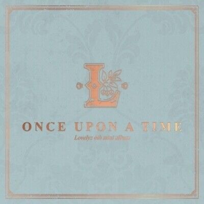 Lovelyz-[Once Upon A Time]6th Mini Album Limited CD+Booklet+PhotoCard+ThanksCard