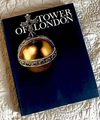 Newsweek 1971 Wonders of Man Book Series Tower of London, England MINT con